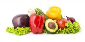 taze meyve ve sebzeler, sağlıklı beslenme