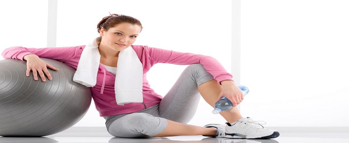 Fiziksel aktivite ve kadın, Fiziksel aktivite ve kadın sunumu