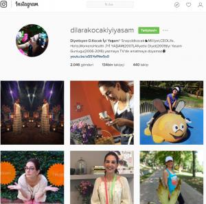 instagram diyetisyen dilra koçak iyi yaşam mezura klinik