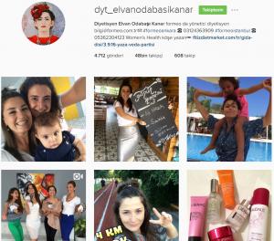 instagram diyetisyen elvan odabaşı kanar