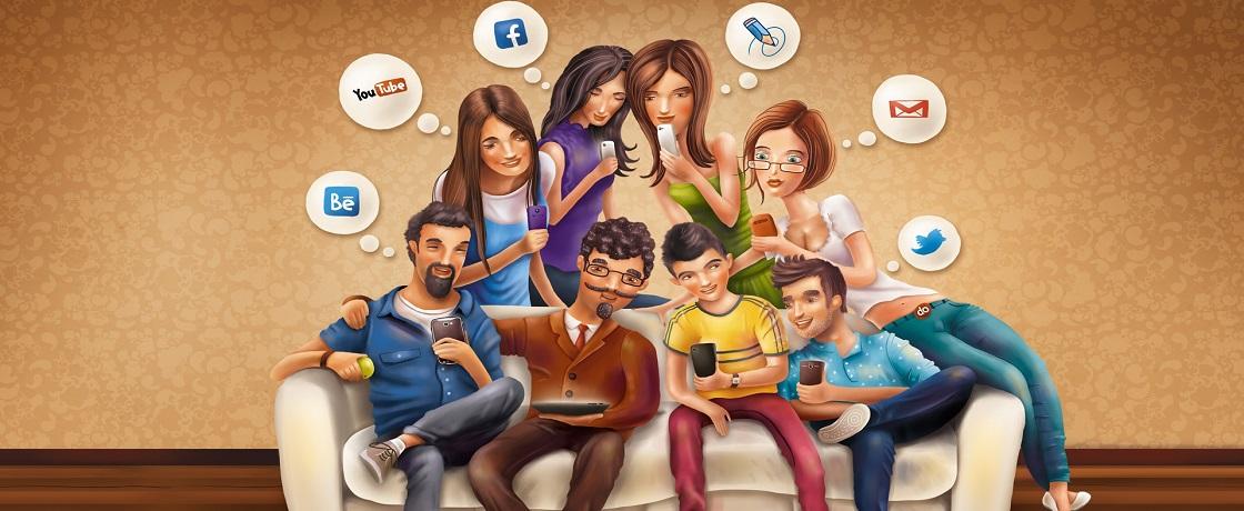 Sosyal medya beslenme diyet sağlık zayıflama