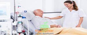 diyaliz diyetisyeni, renal diyetisyenlik, nefroloji diyetisyeni, diyaliz merkezinde diyetisyen