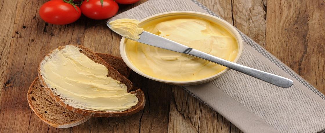 tere yağı, tereyağı, margarin, margarin kalorisi, margarin yasak mı, diyette margarin, margarinsiz kurabiye