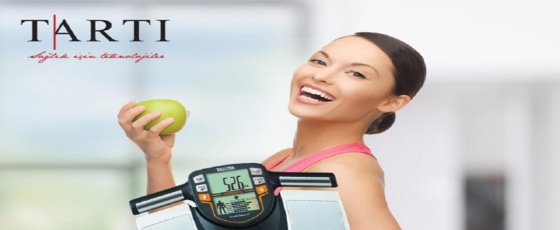 TARTI Vücut analiz cihazı, yağ ölçüm cihazı, TANITA