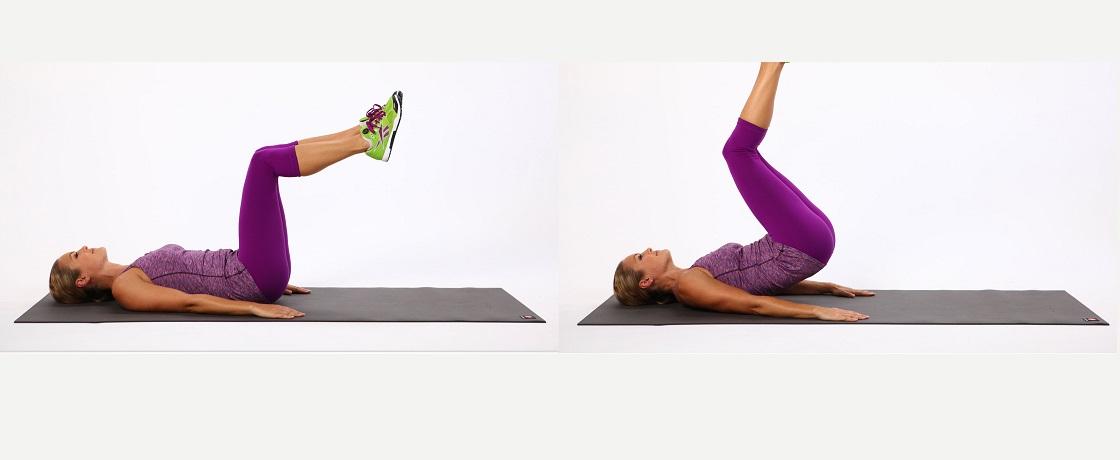crunch hareketi, karın hareketleri, egzersiz
