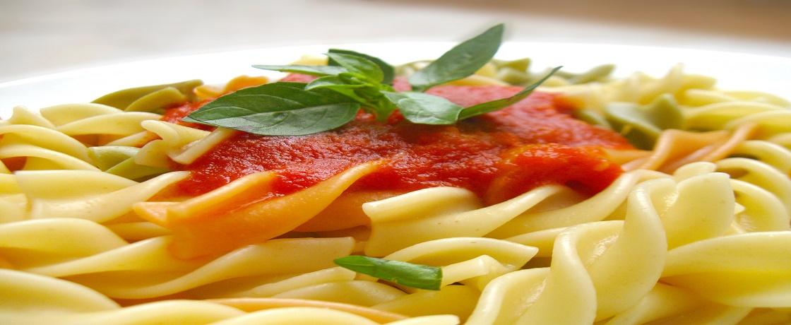makarna, diyette spagetti