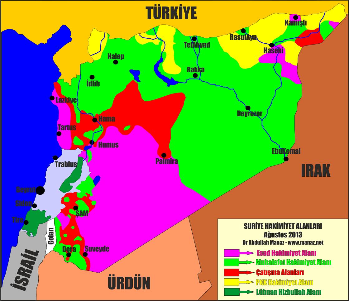 Suriye, syra