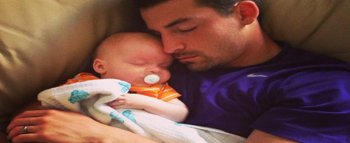 baba ve bebek memur babalık erkek