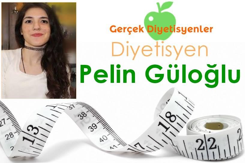 Gerçek Diyetisyenler Sitesi Uzman Yazarı - Diyetisyen Pelin Güloğlu