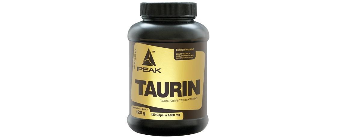 taurin diyet