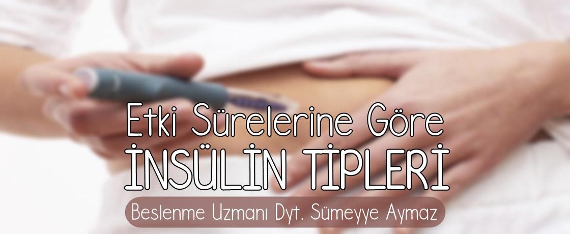 sümeyye aymaz insülin tipleri