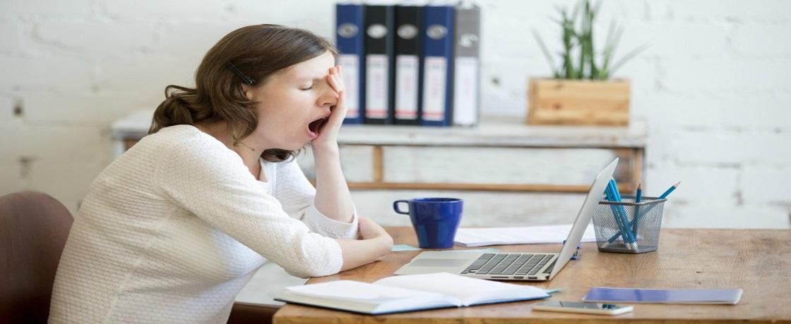 enerji ofis yorgunluk uyku