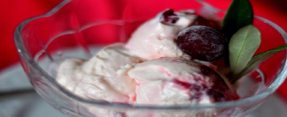 yoğurt dondurması