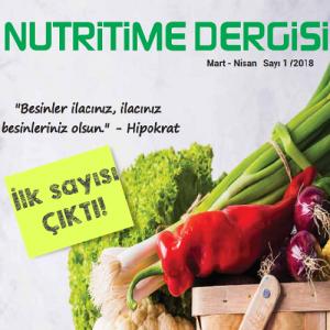 Nutritime Dergisi