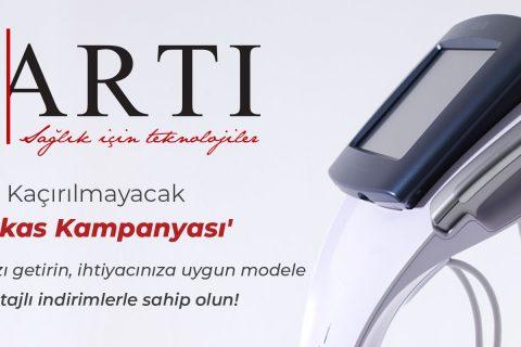 TARTI Takas kampanyası.
