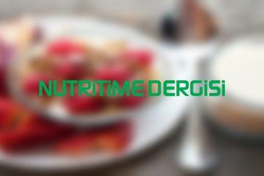 nutritime, Nutritime Dergisi