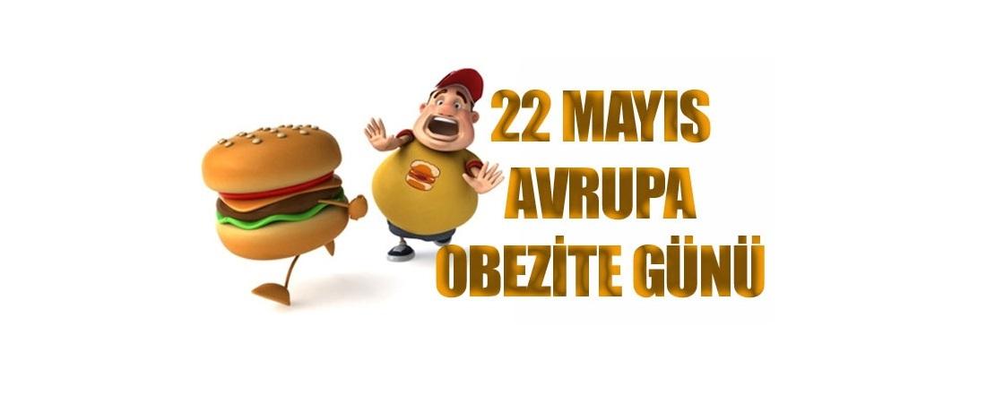22 mayıs avrupa obezite günü