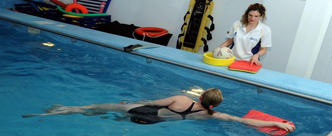 hidroterapi, havuz, sporcu