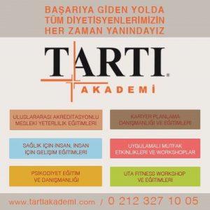 TARTI Akademi Diyetisyen Eğitimleri
