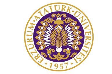 atatürk üniversitesi logo