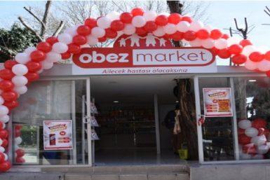 Obez market, türk böbrek vakfı