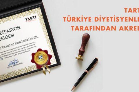 TDD Tartı akademiye akredite etti