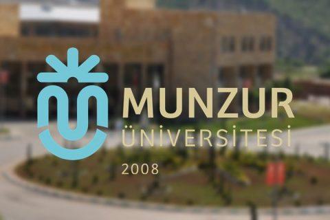 Tunceli Munzur Üniversitesi Logo Beslenme ve Diyetetik
