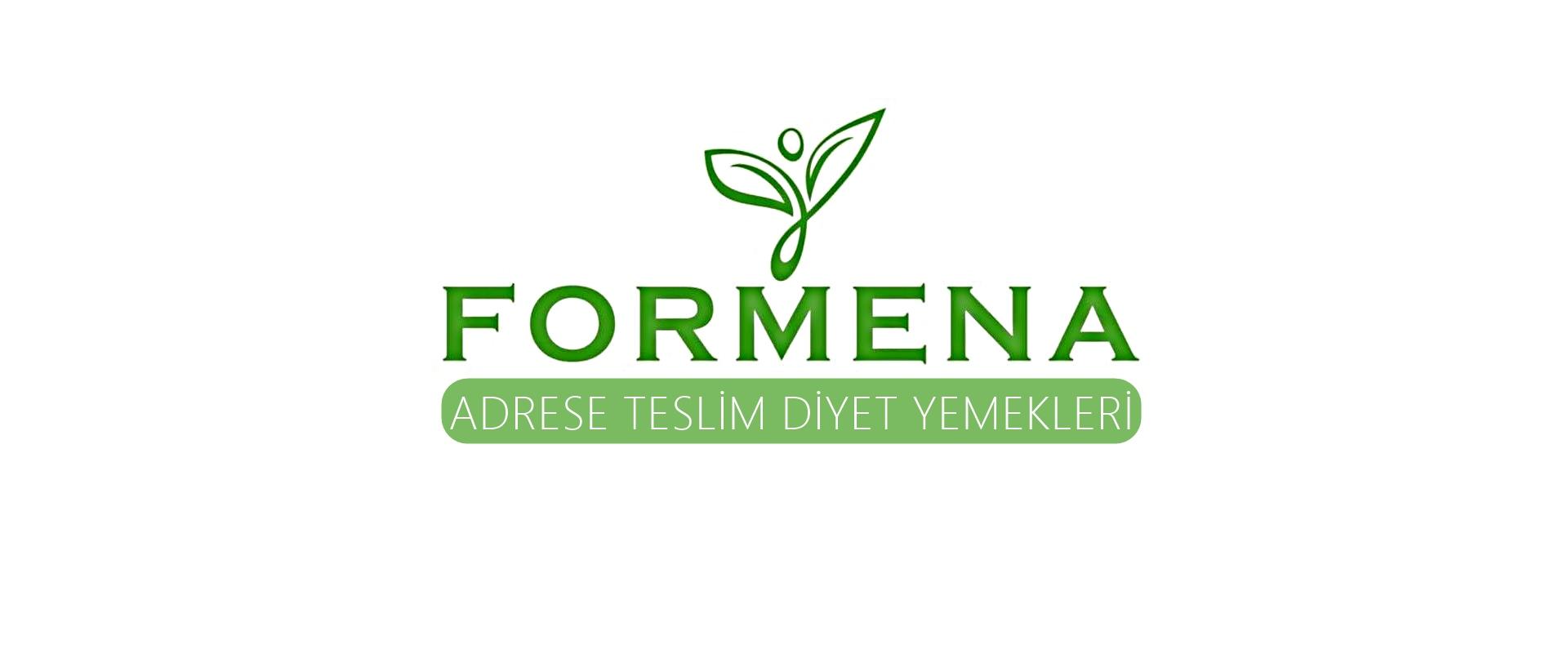 FORMENA Adrese teslim diyet yemekleri