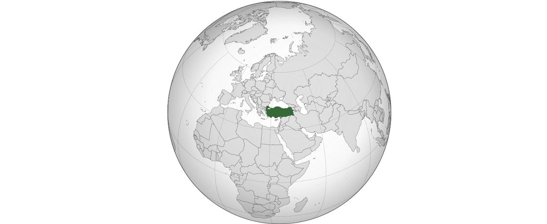 dünya üzerinde türkiye beslenme ve sağlık