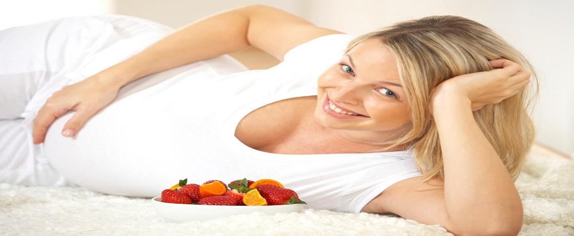 hamilelerde beslenme ve diyet