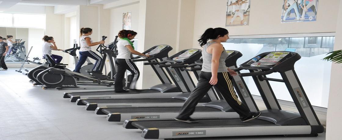 Spor salonu seçerken diyetisyeni unutmayın