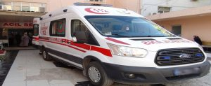 ambulans, att atama diyetisyen