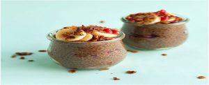 chia pudingi diyet tarifi
