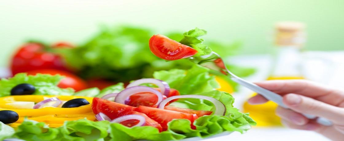 salata, yeşillik, sebze, popüler diyetler, akdeniz diyeti