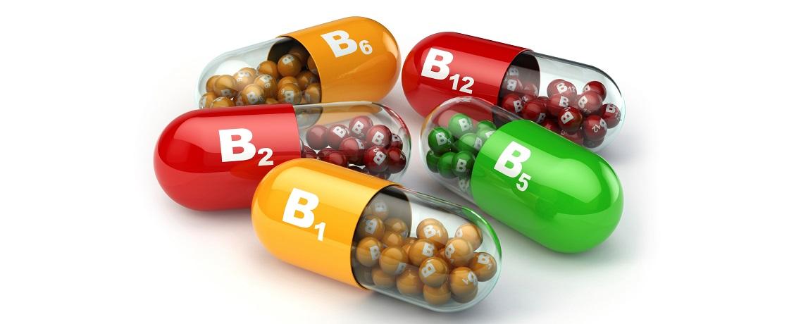 b grubu vitaminler