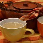 bitki çayı, zencefil çayı