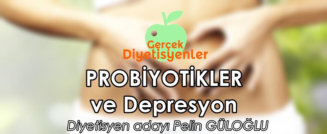 pelin güloğlu probiyotik depresyon