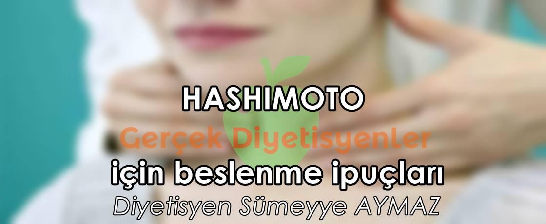 hashimoto - dyt Sümeyye AYMAZ