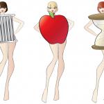beden tipleri, vücut türleri