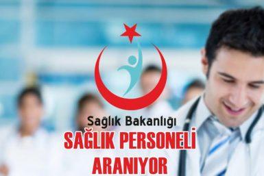 sağlık bakanlığı acil sağlıkçı alınacak