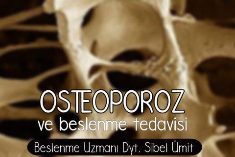 osteoporoz diyetisyen sibel ümit