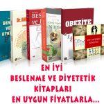 Beslenme ve diyetetik kitapları