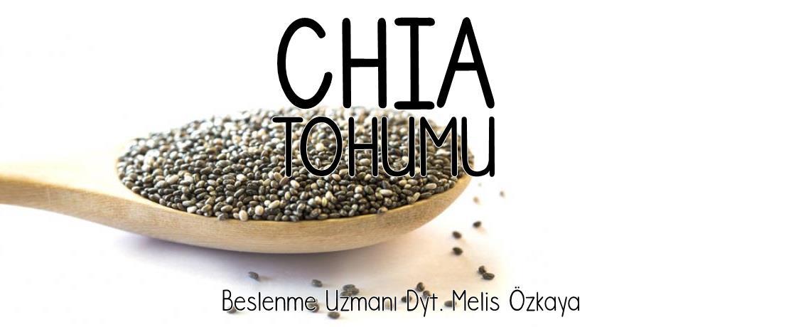 CHİA tohumu