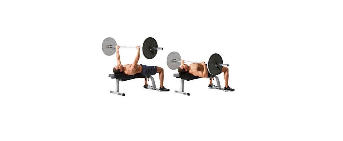 bench press göğüs