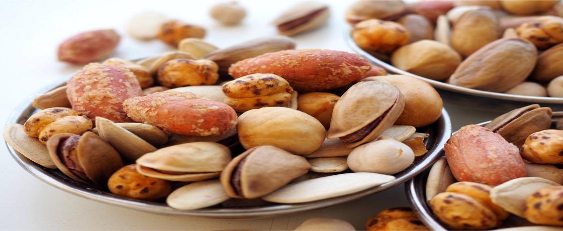 yağlı tohum, kuru yemiş