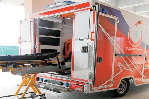 Obez ambulansı