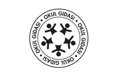 Okul gıdası logosu
