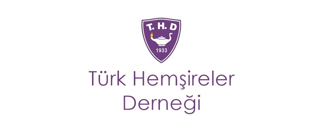 Türk Hemşireler Derneği Logo