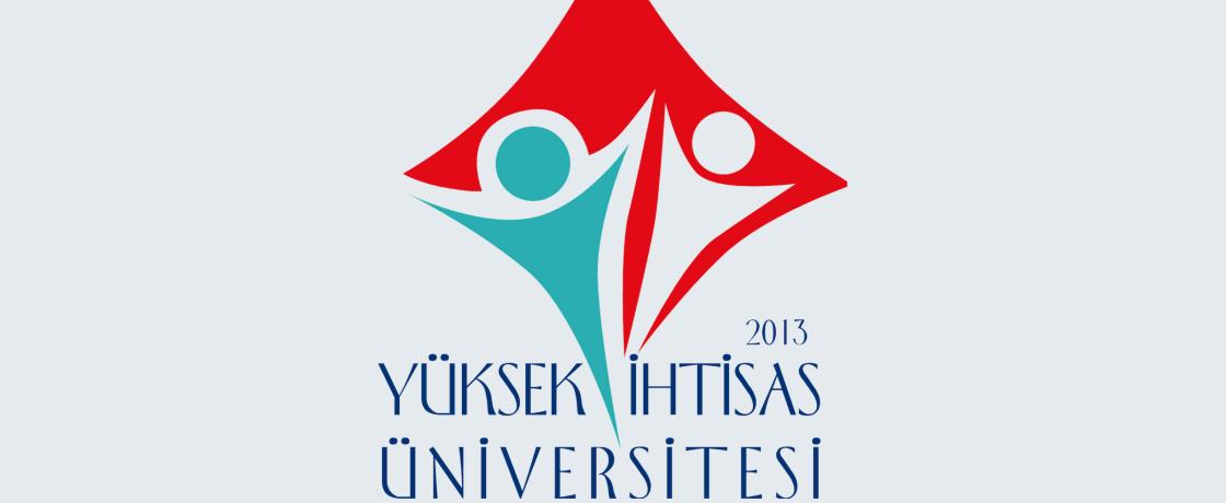 Yüksek İhtisas Üniversitesi Logo