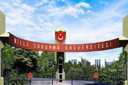 Milli Savunma Üniversitesi logo, MSÜ